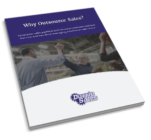 Why Outsource Sales E-book