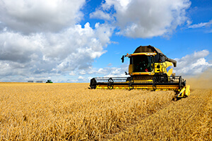Farm machinery shipments (Agriculture)