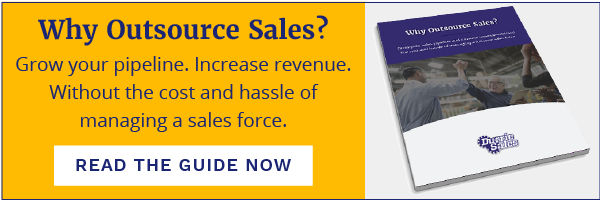 Why Outsource Sales? Read the Guide.